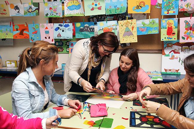 curso oficial tecnico superior educación infantil